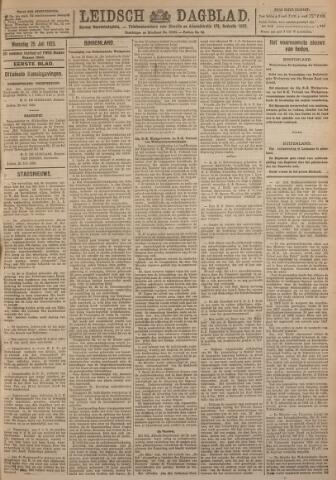 Leidsch Dagblad 1923-07-25
