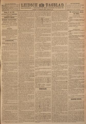 Leidsch Dagblad 1923-07-24