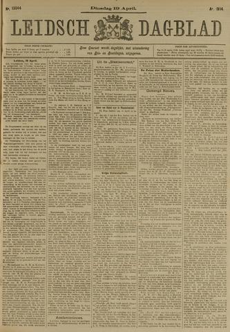 Leidsch Dagblad 1904-04-19