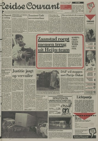 Leidse Courant 1988-01-11