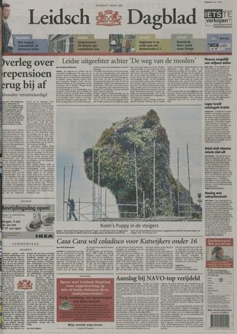 Leidsch Dagblad 2004-05-04