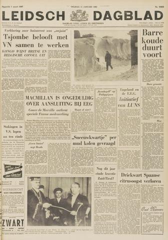 Leidsch Dagblad 1963-01-11