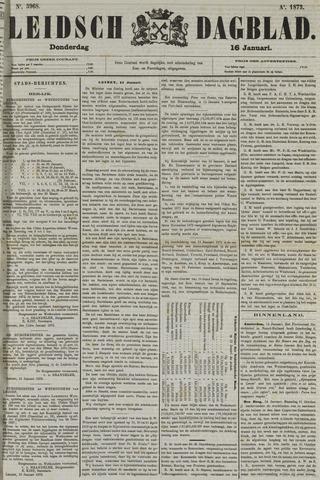 Leidsch Dagblad 1873-01-16