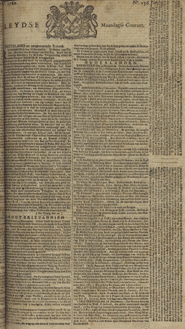 Leydse Courant 1760-12-29
