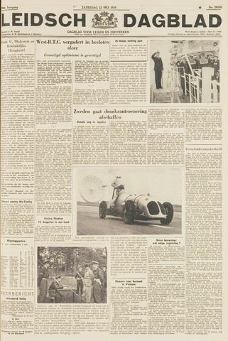 Leidsch Dagblad 1954-05-22