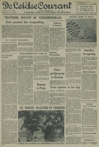 Leidse Courant 1961-07-29