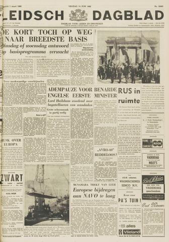 Leidsch Dagblad 1963-06-14