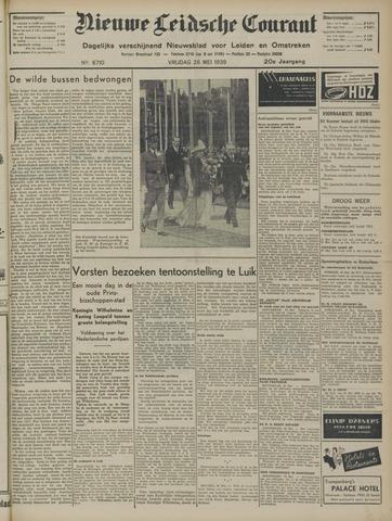 Nieuwe Leidsche Courant 1939-05-26
