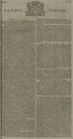 Leydse Courant 1726-09-20