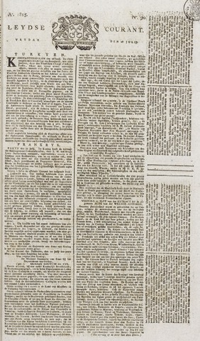 Leydse Courant 1815-07-28