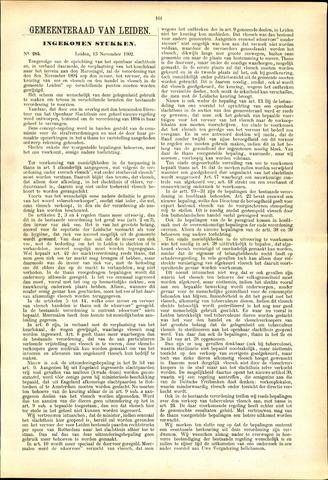 Handelingen van de Raad 1902-11-13