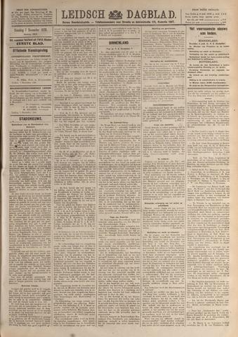 Leidsch Dagblad 1920-12-07