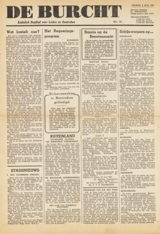 De Burcht 1945-07-06