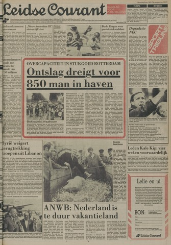 Leidse Courant 1983-05-09