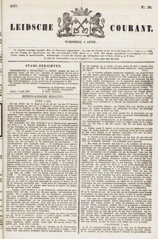 Leydse Courant 1877-04-04