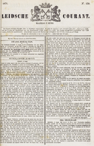 Leydse Courant 1871-06-05