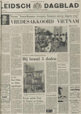 Leidsch Dagblad 1973-01-24