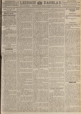 Leidsch Dagblad 1921-11-15