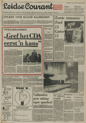 Leidse Courant 1976-11-02