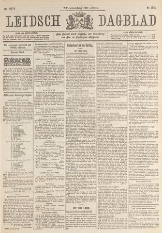 Leidsch Dagblad 1915-06-30
