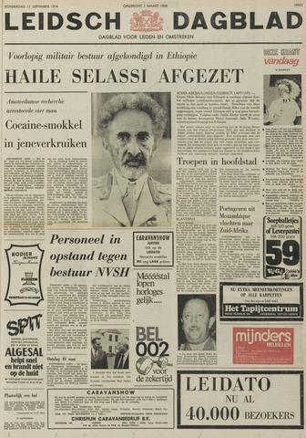 Leidsch Dagblad 1974-09-12