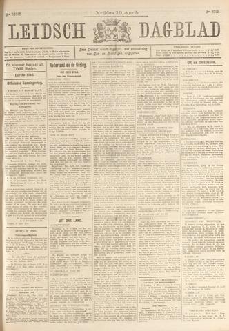 Leidsch Dagblad 1915-04-16