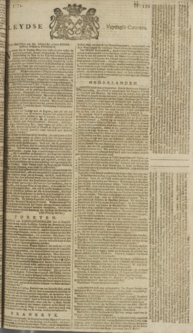 Leydse Courant 1772-09-25