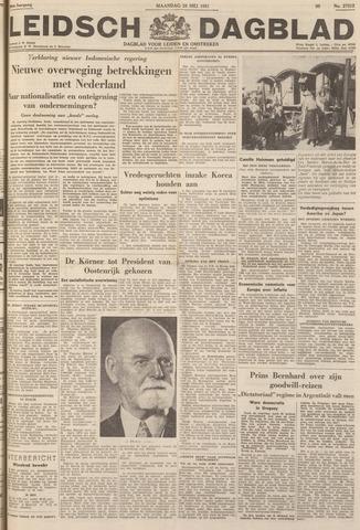 Leidsch Dagblad 1951-05-28