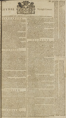Leydse Courant 1769-02-10