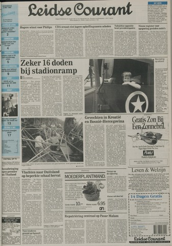 Leidse Courant 1992-05-06