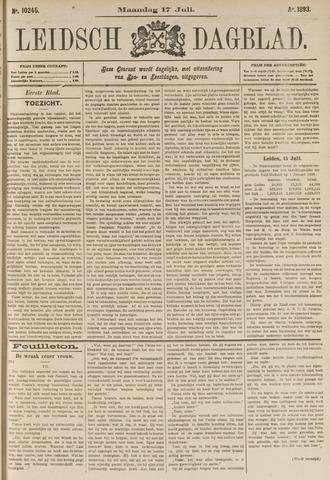 Leidsch Dagblad 1893-07-17