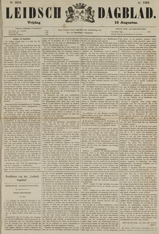 Leidsch Dagblad 1869-08-13