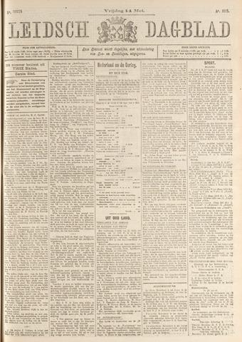 Leidsch Dagblad 1915-05-14