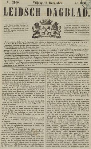 Leidsch Dagblad 1866-12-14