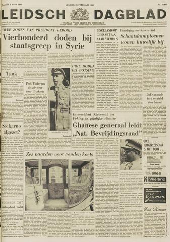 Leidsch Dagblad 1966-02-25
