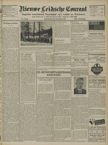 Nieuwe Leidsche Courant 1938-01-19