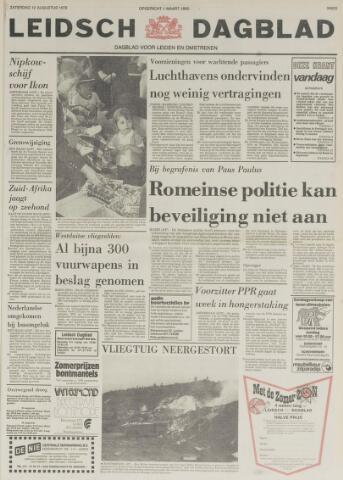 Leidsch Dagblad 1978-08-12