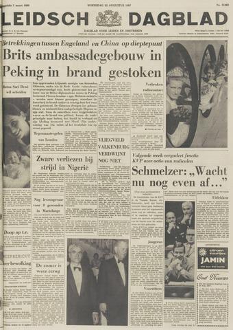 Leidsch Dagblad 1967-08-23