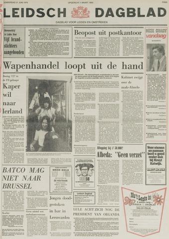 Leidsch Dagblad 1979-06-21