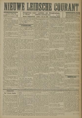 Nieuwe Leidsche Courant 1923-10-09