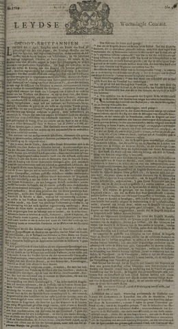Leydse Courant 1729-04-20