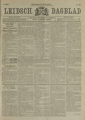 Leidsch Dagblad 1911-02-13