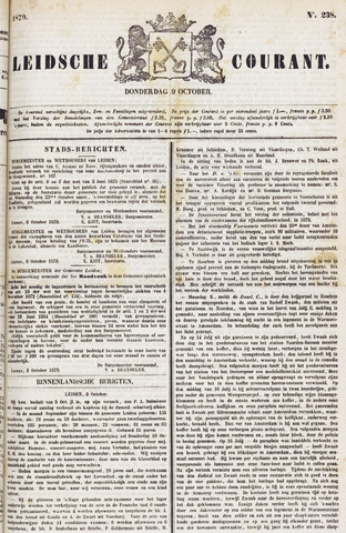 Leydse Courant 1879-10-09