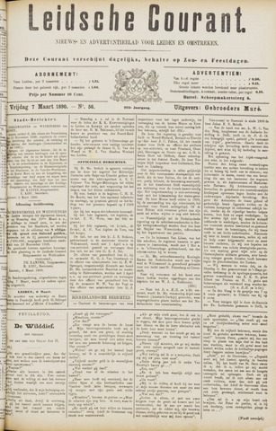Leydse Courant 1890-03-07