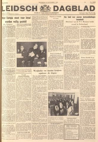 Leidsch Dagblad 1949-11-30