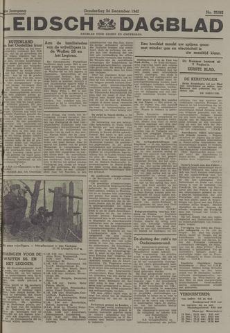 Leidsch Dagblad 1942-12-25