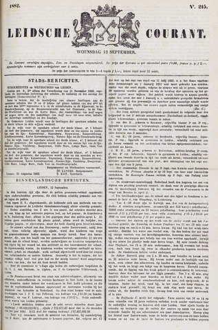 Leydse Courant 1882-09-13