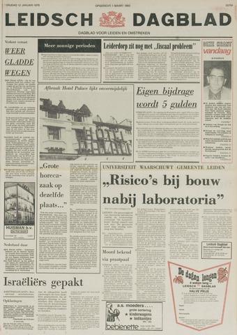 Leidsch Dagblad 1979-01-12