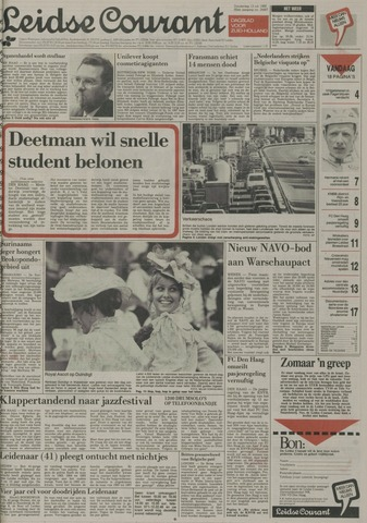 Leidse Courant 1989-07-13