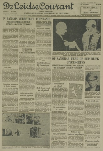 Leidse Courant 1964-01-13